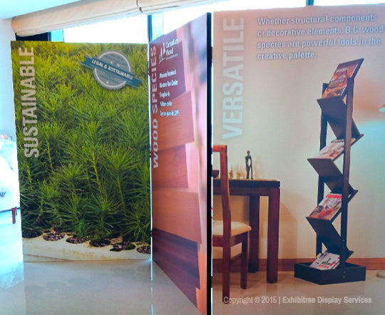 FII India Office - Display Graphics