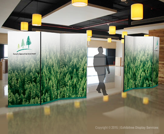 FII India Office - Concept Rendering