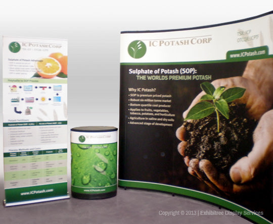 Graphic Design Portfolio - IC Potash Corp - Photo
