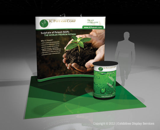 Graphic Design Portfolio - IC Potash Corp - Rendering