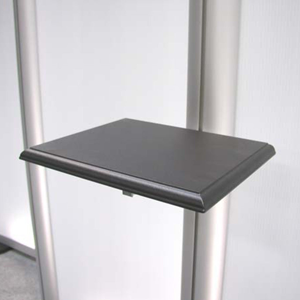 Thermal Formed Shelves Rental Trade Show Accessory