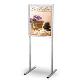 Easy Open SnapFrame Poster Retail Trade Show Event Display