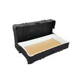 Exhibit Foundry Twist Square Counter Wheeled Case