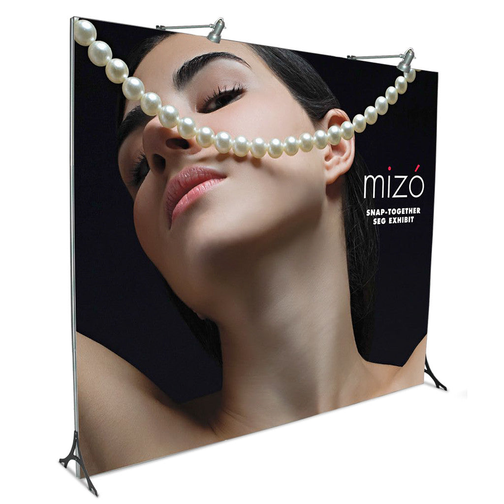Mizo Fabric Trade Show Event Display