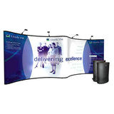 Rental Gullwing (Mural) Rental Trade Show Display