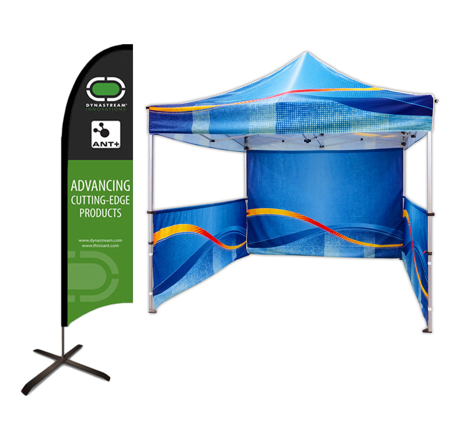 Exhibitree Display - Tents & Flags
