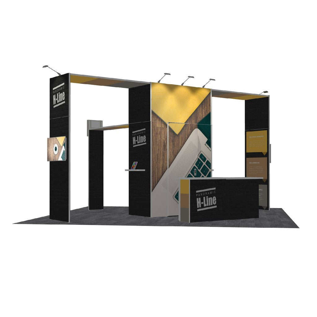 Exhibitree Display- Products - 20x20