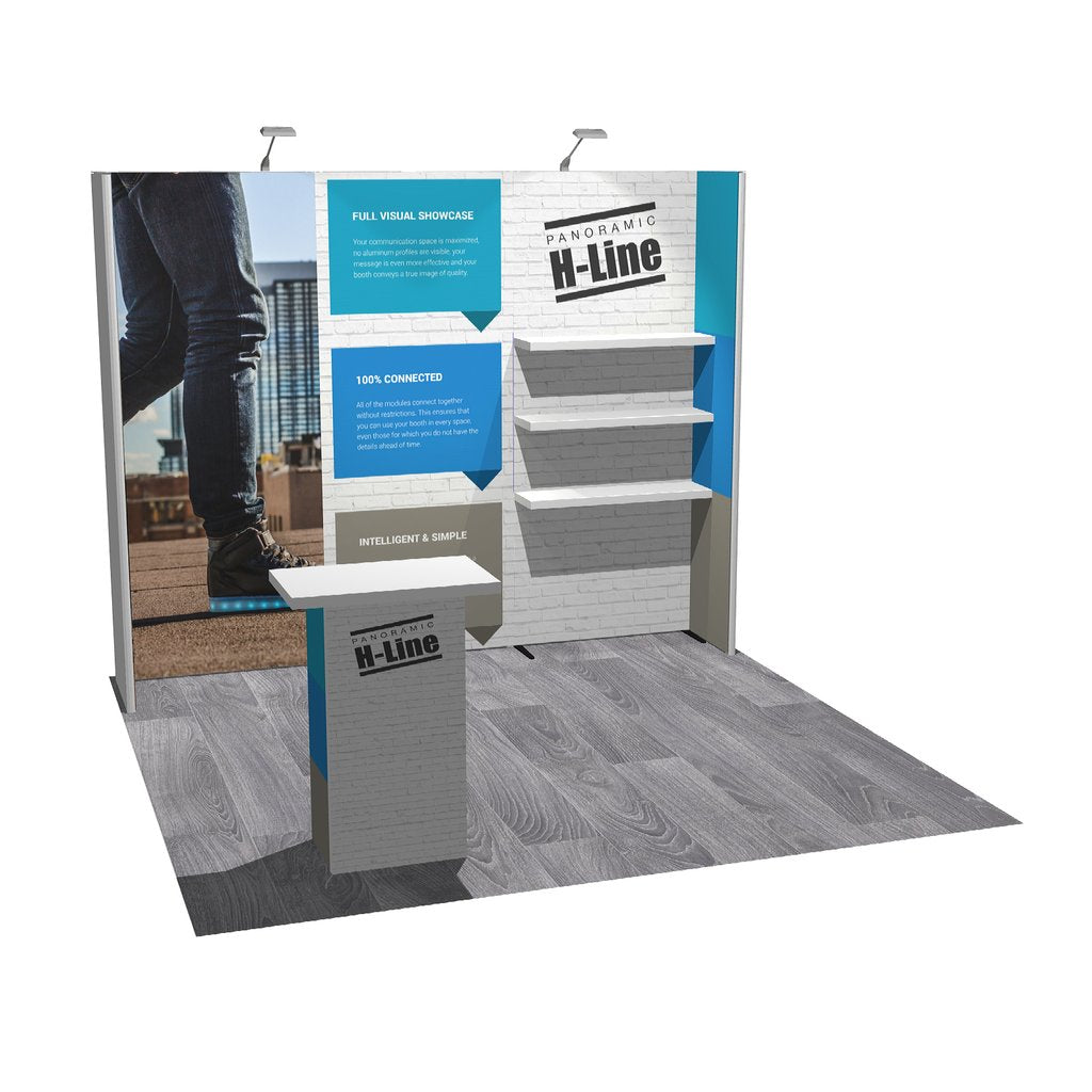 Exhibitree Display - Products - 10x10