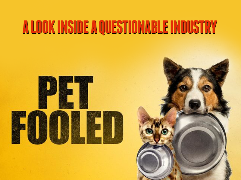 MOVIE MONDAY: Pet Fooled