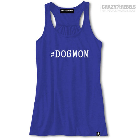 Hashtag Dog Mom Women's Tank