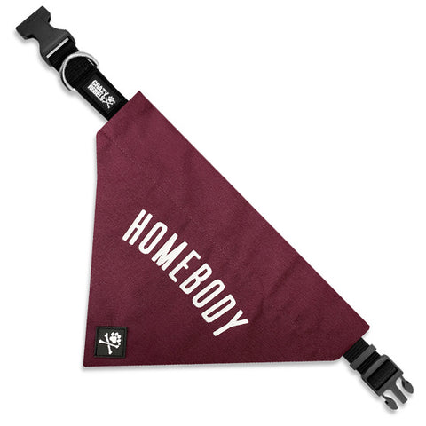 Homebody Bandana Collar