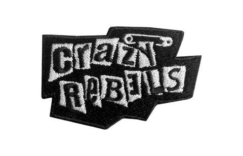 Crazy Rebels Patch