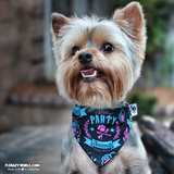 Party Animal Bandana (Nylon Collar Not Included)
