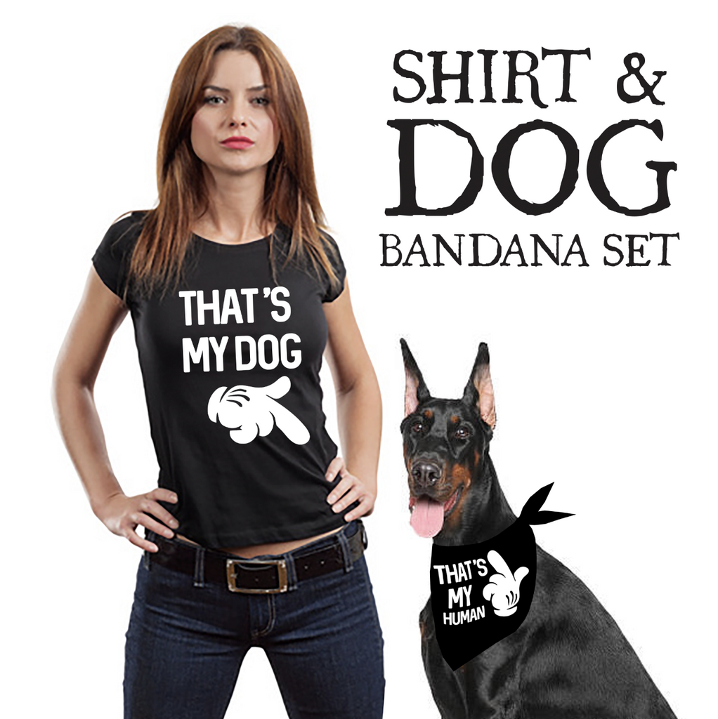 That's My Dog Women's Tee