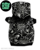 Web Glow-in-the-Dark Hoodie
