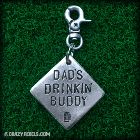 Drinking Buddy Dog Tag