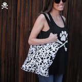 Spot On Dalmatian Tote Bag