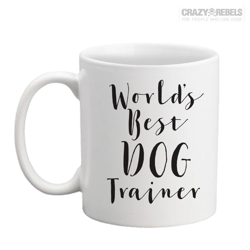 Best Dog Trainer Mug
