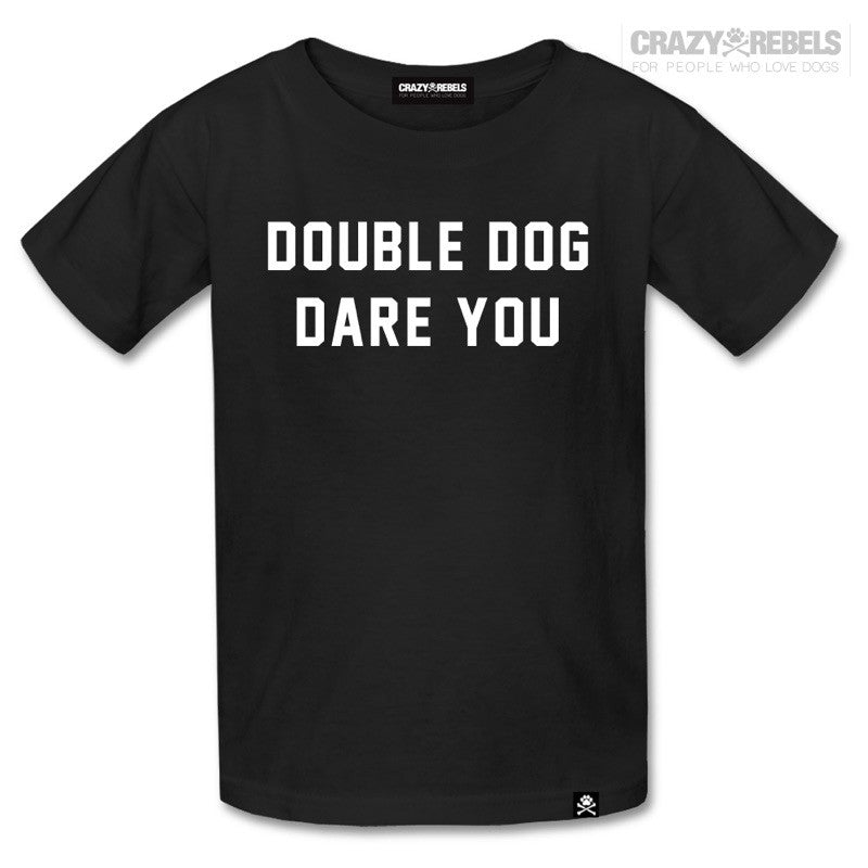 Double Dog Dare Kids Tee