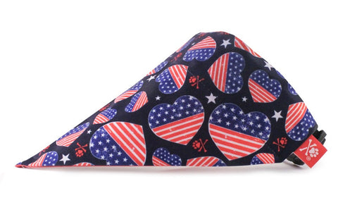 Liberty Bandana Collar