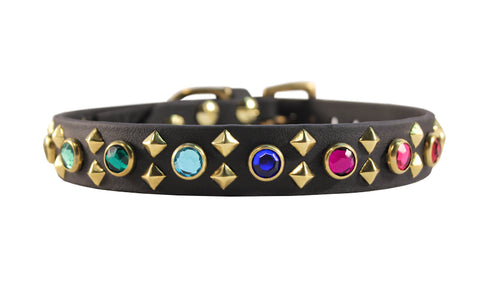Kyon Rainbow Rebel Collar
