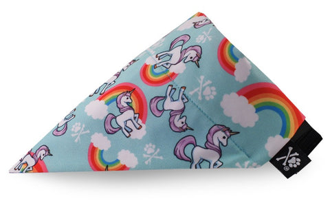 Unicorn Bandana Collar