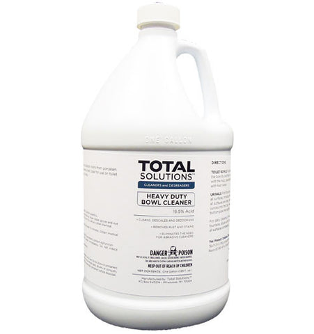 Muriatic Acid Cleaner/Heavy Duty Bowl Cleaner