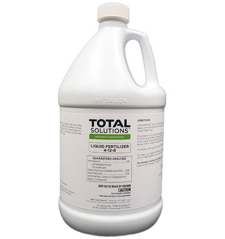 Liquid Fertilizer 4-12-8