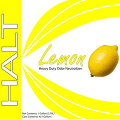 Halt Lemon Air Freshener And Odor Control By Kor-Chem