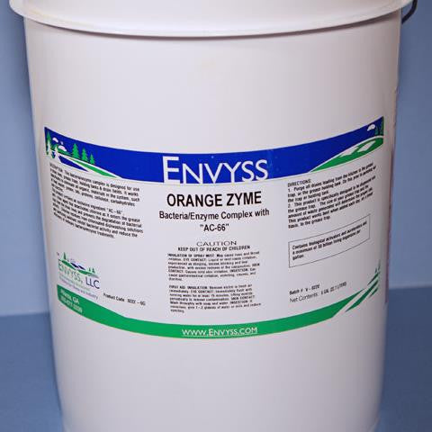 Orange Zyme - Grease Trap Maintainer