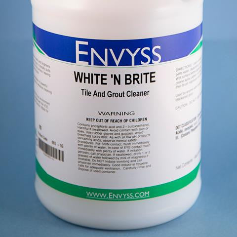 White N Brite Tile And Grout Cleaner Whitening Dirty Grout