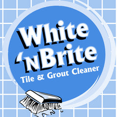 Grout Cleaner and Tile Cleaner Revolutionary White N' Brite