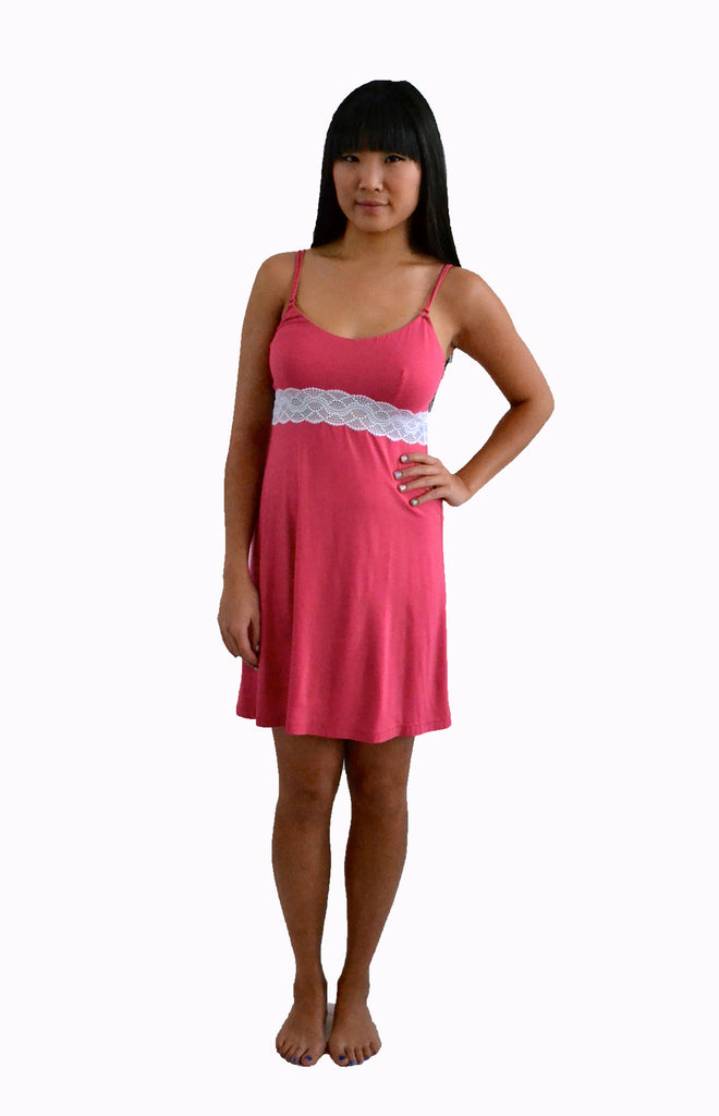 Cosabella Olga Babydoll Dress