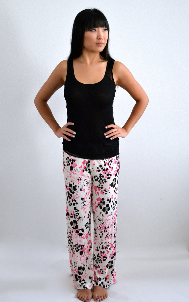 Cosabella Aire Camisole/Pink Panther Pajama Set *Exclusive