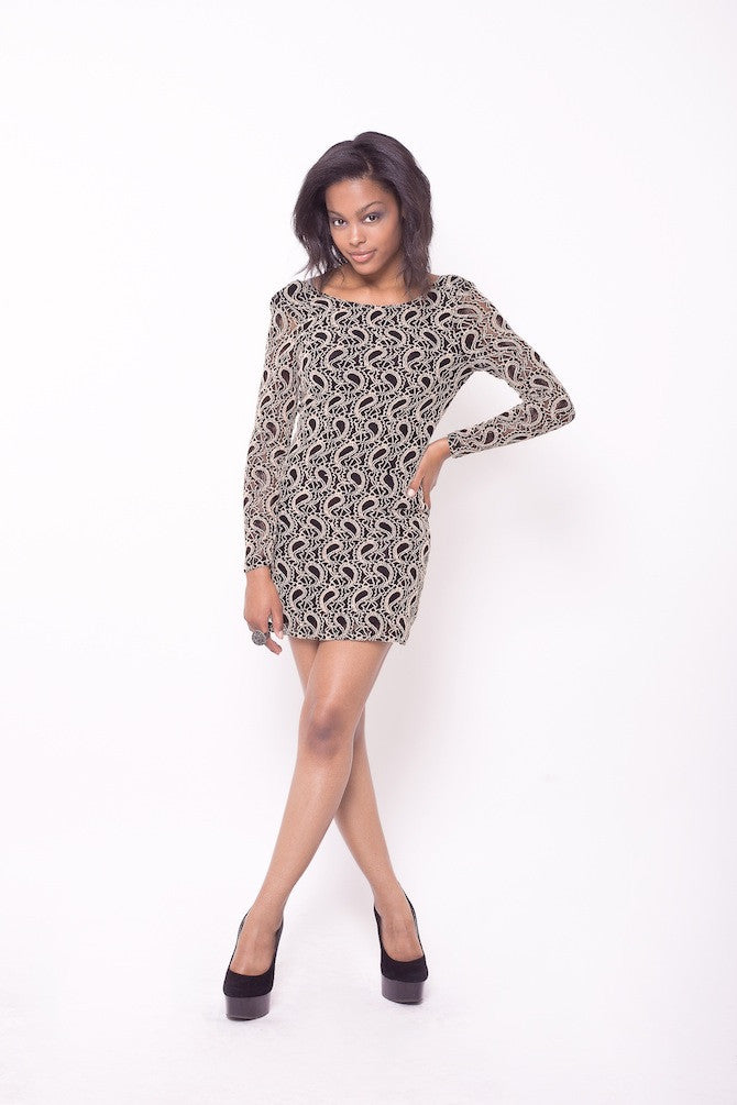Motel Rocks Damita Dress