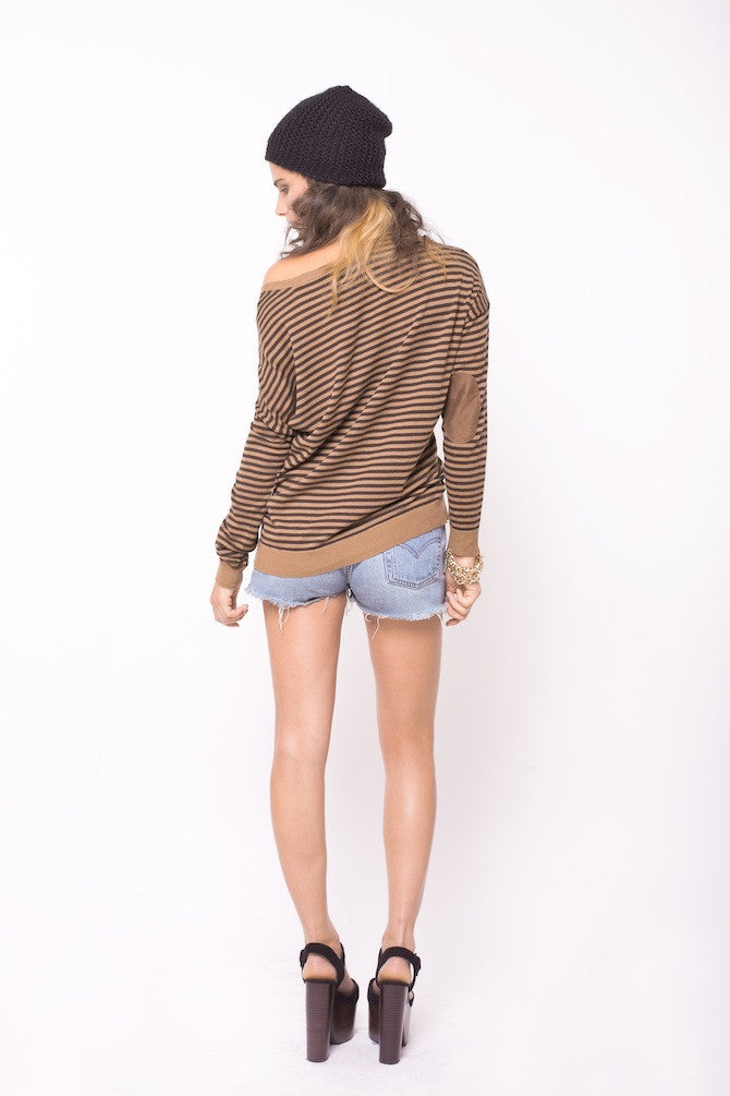 DEX Patch Box Sweater