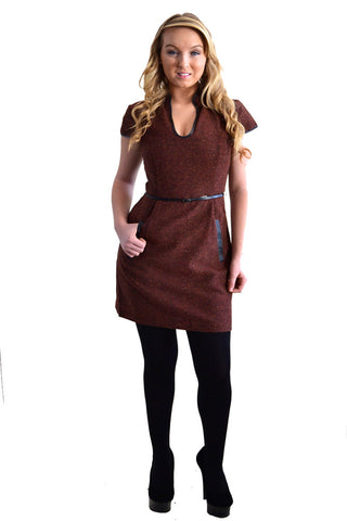 Kensie Tweed Dress