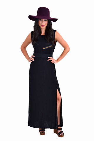 LNA St.Lucia Maxi Dress