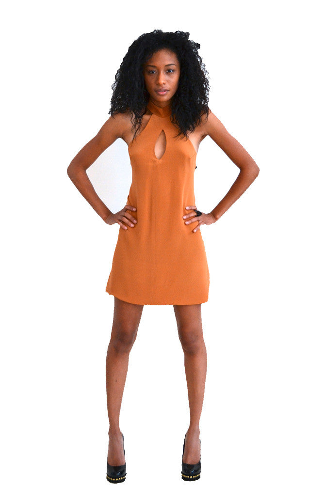 Naven Keyhole Dress
