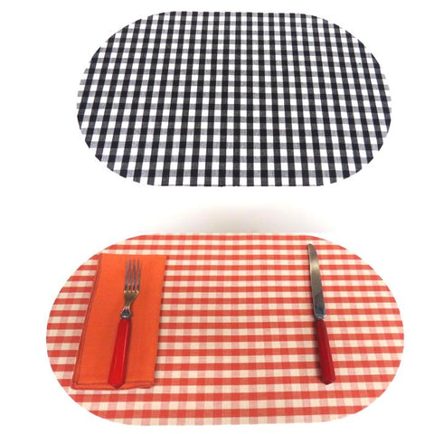 BBB Cuisine - Wax Cotton Placemat