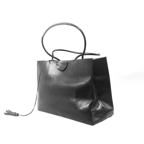 LE SAC DE CHARLOTTE - Wax Leather