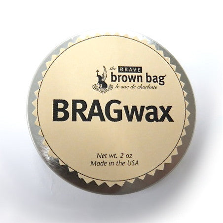 Brave Brown Bag bbb bragwax kit
