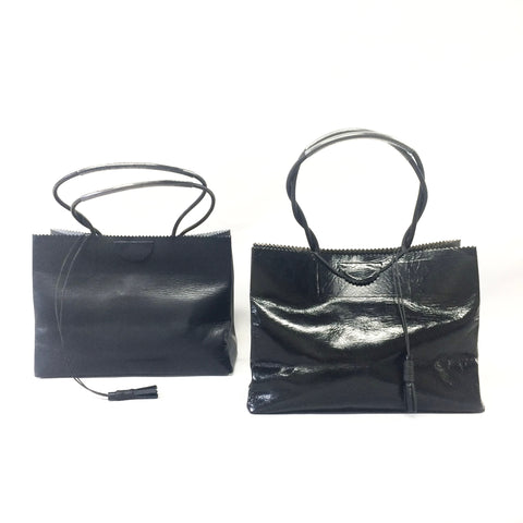 LE SAC DE CHARLOTTE - LEATHER MADI
