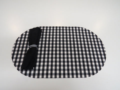 BBB Placemats - Set of 4 placemats with napkin