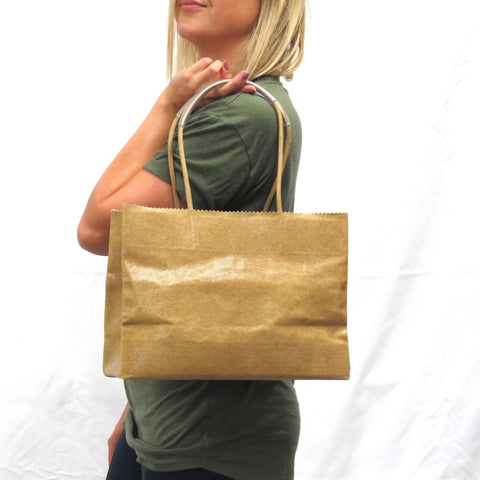 Brave Brown Bag shopper madi