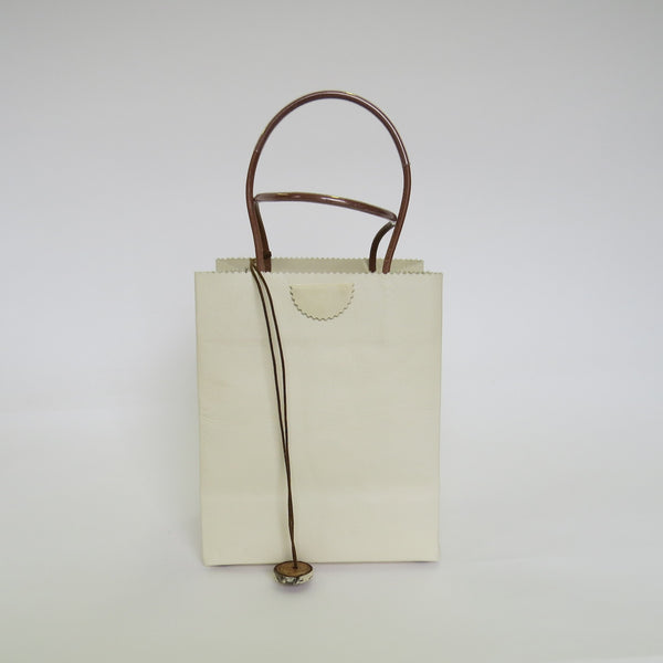 Le Sac de Charlotte Wax Leather - MidiS17