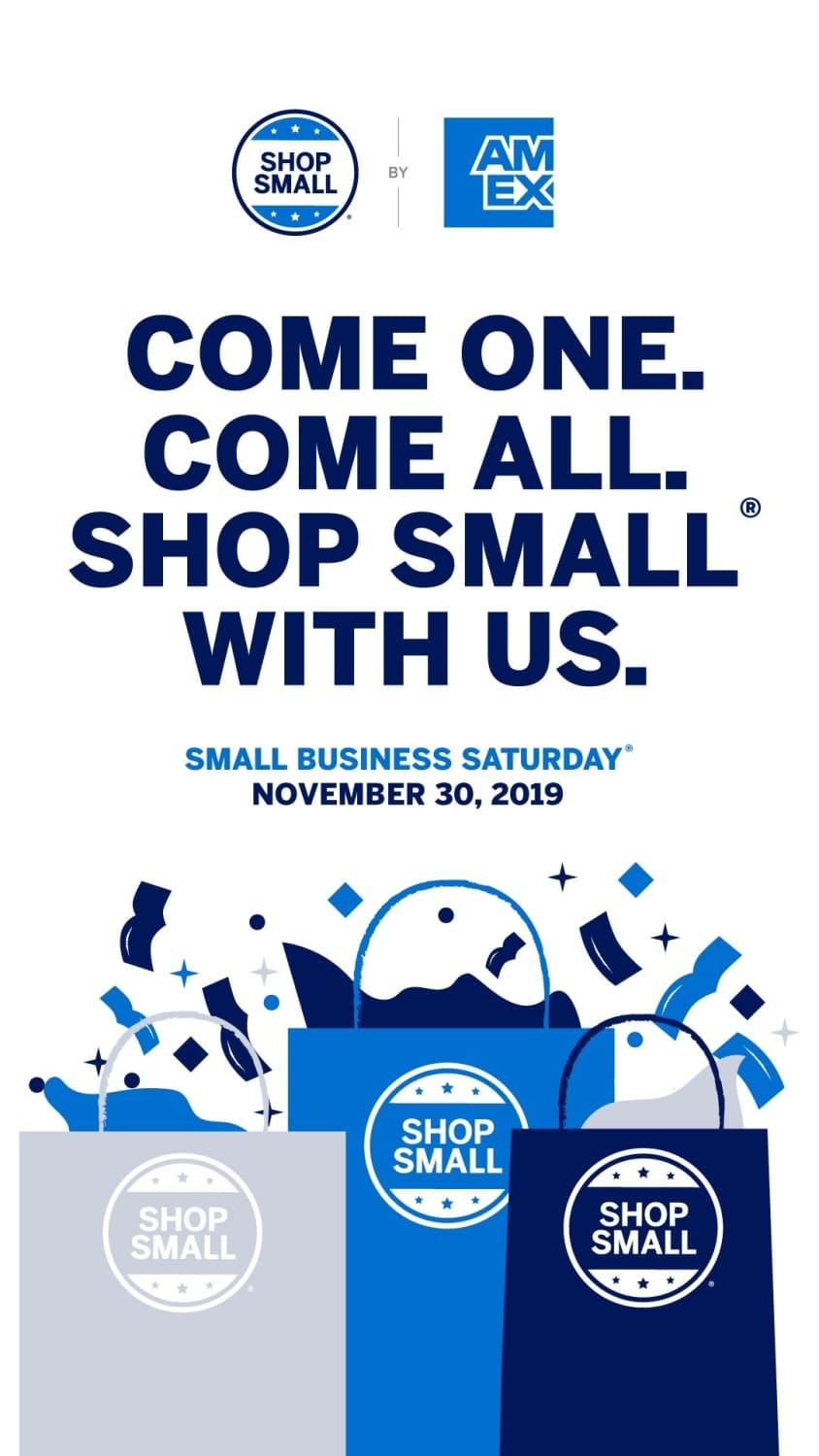 SMALL BUSINESS WEEKEND