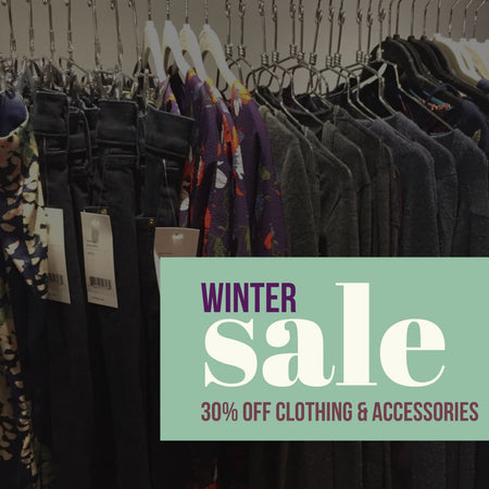 Winter Sale Starts Now