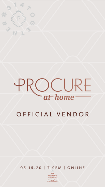PROCURE AT HOME EDIT