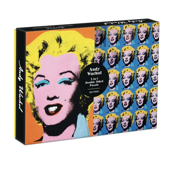 andy warhol marilyn puzzle - Home & Gift